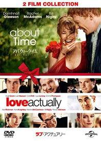 USED【送料無料】アバウト・タイム~愛おしい時間について~/ラブ・アクチュアリー DVDツインパック [DVD]