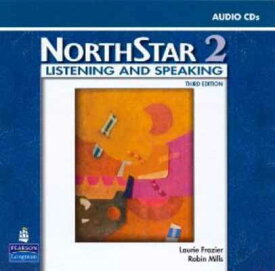 USED【送料無料】NorthStar Listening and Speaking Level 2 (3E) Audio CDs (2) [Audio CD] FRAZIER & MILLS
