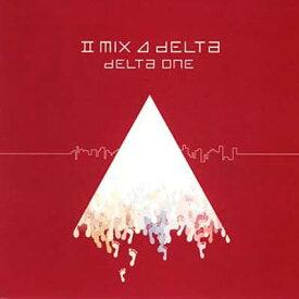 USED【送料無料】DELTA ONE [Audio CD] IIMIX■DELTA
