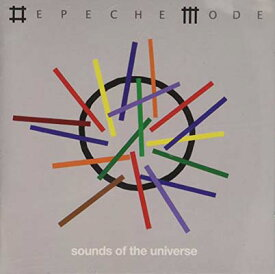 USED【送料無料】SOUNDS OF THE UNIVERSE [Audio CD] DEPECHE MODE