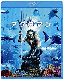 送料無料【中古】アクアマン Blu-ray & DVD (2枚組)
