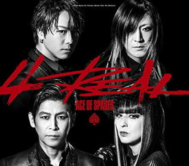 送料無料【中古】4REAL(CD+DVD2枚組)
