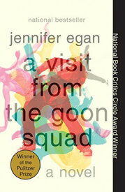 送料無料【中古】A Visit from the Goon Squad [Paperback] Egan, Jennifer