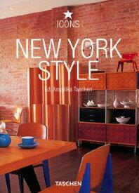 送料無料【中古】New York Style:Ed,Angelike Taschen McLane, Daisann; Reiter, Christiane and Taschen, Angelika