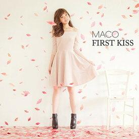 送料無料【中古】FIRST KISS(初回限定盤)(DVD付) [Audio CD] MACO; Michel Charles Sardou; Pierre Jean Maurice Billon; Yasuko Murata and Kazuya Hashimoto