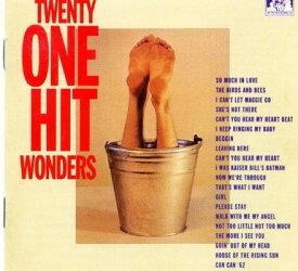 送料無料【中古】20 One Hit Wonders [Audio CD] Various