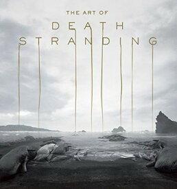 送料無料【中古】THE ART OF DEATH STRANDING