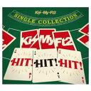 USED【送料無料】HIT! HIT! HIT! (ALBUM+2枚組DVD) (初回生産限定盤) [Audio CD] Kis-My-Ft2