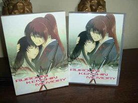 USED【送料無料】Rurouni Kenshin Memory Chapters 1-4 Anime 2 DVD set [DVD]
