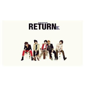 USED【送料無料】3rd Mini Album - RETURN [Audio CD] FTIsland
