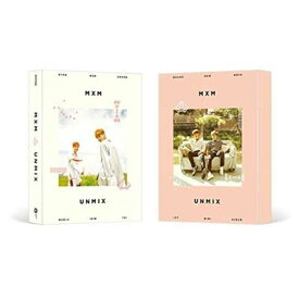 USED【送料無料】MXM (BRANDNEW BOYS) 1stミニアルバム - UNMIX (ランダムバージョン) [Audio CD] MXM (BRANDNEW BOYS)