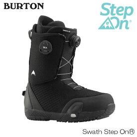 【エントリーでP10倍 最大36倍!1/10限定】バートン ステップ オン スワス 19-20 Burton Swath Step On スノーボードブーツ スノボ ボアブーツ 日本正規品