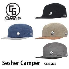 決算セール キャンディグラインド ハビタット セッシャーキャンパー CG Habitats Sesher Camper メンズ レディース ユニセックス 帽子 キャップ 2020