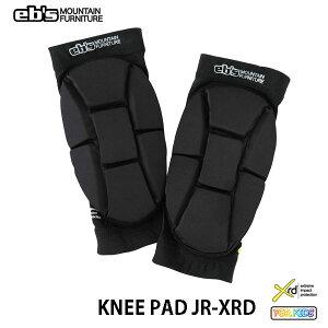 20-21 eb's ニーパッド ジュニア スノーボード 子供用 ジュニア Knee Pad Jr XRD 2021