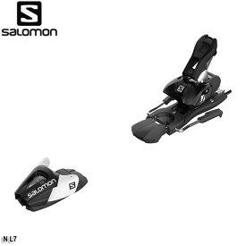 サロモン スキービンディング salomon N L7 80mm/90mm/100mm 大人/ジュニア用