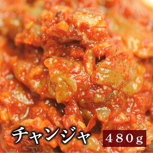 チャンジャ 480g(60gx8パック) 海鮮キムチ 【お得用】【一部地域送料無料】