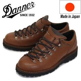 正規取扱店 DANNER (ダナー) D214013 Tigard Kl ティガード レザーブーツ DARK BROWN 日本製