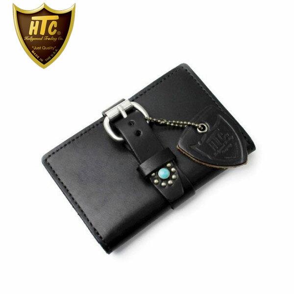 正規取扱店 HTC #115 BEFOLD WALLET(ビホールドウォレット) 財布 CADE CASE(カードケース) 名刺入れ BLACK ブラック