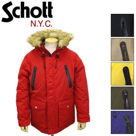 正規取扱店 Schott (ショット) 3182009 SNORKEL DOWN PARKA シュノーケルダウンパーカー 全6色