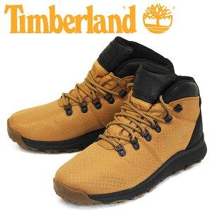 正規取扱店 Timberland (ティンバーランド) A1YXT WORLD HIKER MID FAB WP ワールドハイカー ミッド ファブリック ウォータープルーフ ブーツ Wheat TB233