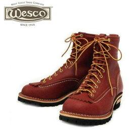 正規取扱店 正規ディーラー Wescoウエスコ Jobmasterジョブマスター Red Wood レッドウッド, Lace to Toe, 8height,#100sole JM02