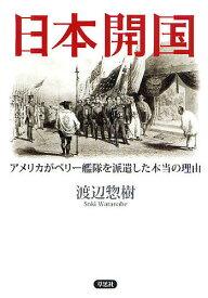 日本開国 アメリカがペリー艦隊を派遣した本当の理由/渡辺惣樹【合計3000円以上で送料無料】