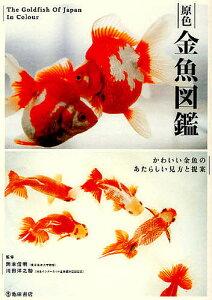 原色金魚図鑑 かわいい金魚のあたらしい見方と提案/岡本信明/川田洋之助【3000円以上送料無料】