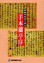 神龍半印本で学ぶ 手本蘭亭序/松本文子【2500円以上送料無料】