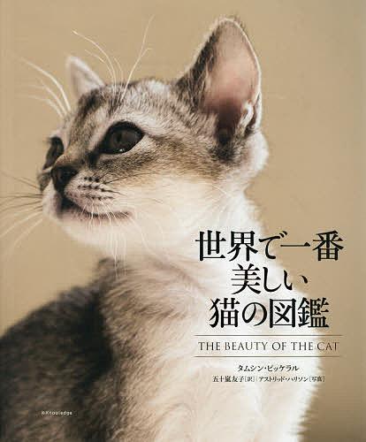 世界で一番美しい猫の図鑑/タムシン・ピッケラル/五十嵐友子/アストリッド・ハリソン