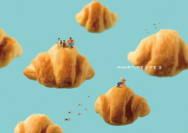 MINIATURE LIFE Conceptual art of MINIATURE CALENDAR 2/MINIATURECALENDAR【合計3000円以上で送料無料】