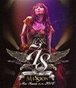 "Mari Hamada Live Tour 2016 ""Mission""(Blu−ray Disc)/浜田麻里【2500円以上送料無料】"