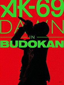 DAWN in BUDOKAN(初回仕様パッケージ)/AK−69