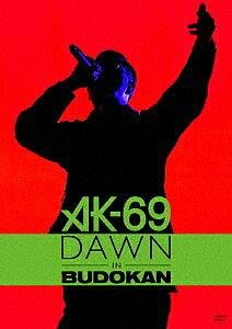〔予約〕DAWN in BUDOKAN(通常盤)/AK−69【2500円以上送料無料】
