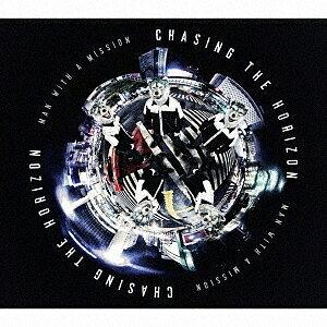 【店内全品5倍】Chasing the Horizon(初回生産限定盤)(DVD付)/MAN WITH A MISSION【3000円以上送料無料】