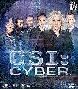 【店内全品5倍】CSI:サイバー コンパクト DVD−BOX/パトリシア・アークエット【3000円以上送料無料】
