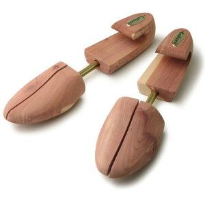 コロニル/アロマティックシーダーシュートゥリー (木製 シューキーパー シューツリー 梅雨対策 除湿 消臭)