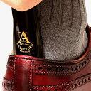 アビィホーン チップエンド 11cm・ブラック系(靴ベラ シューホーン 水牛角 英国製)