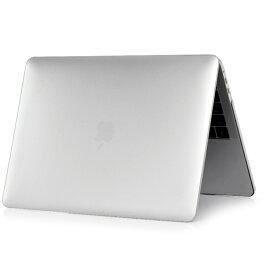 MacBook Pro 2018 2019 13インチ カバ− ケース Touch Bar搭載/非搭載モデル ハード シェル 透明 クリア 黒 ブラック