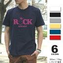 【大きいサイズ メンズ Tシャツ】【まとめ買割引・Tシャツフェスタ対象】【Rock/fst012big】半袖 Tシャツ【3L 4L 5L/XXL/XXXL】 /...