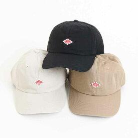 【予約商品 1月中旬〜2月中旬入荷予定】ダントン DANTON コットンツイルキャップ COTTON TWILL CAP JD-7144TKC メンズ レディース ユニセックス 帽子