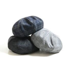 【今だけポイント10倍】THE UNION ザ・ユニオンTHE COLOR ザ・カラーExclusive WOOL BIG BELET別注ウールビッグベレー帽TCBF0003ユニセックス ウール ベレー帽