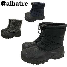 アルバートル albatreユニセックス アウトドア防寒ブーツAL-WP1800