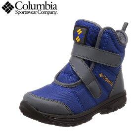 コロンビア スノーブーツ キッズ ジュニア 冬靴 ウィンターシューズ 雪遊び columbia BY5951 あす楽対応_北海道 在庫一掃