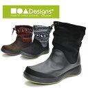 アキレスソルボ レディース 冬靴 冬 靴 スノーブーツ スノーシューズ ブーツ フォートゥースリーデザインズ ウインター クッション性 …
