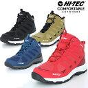 HI-TEC/ハイテック ロックネスWP HT HKU21 メンズ スノートレ スノトレ アウトドア スニーカー ウインターシューズ カジュアルシューズ…