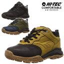 ハイテック メンズ スノトレ 冬 靴 冬靴 滑らない 滑りにくい スノーブーツ スノーシューズ ウインター ウインターシューズ トレッキン…