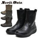 North Date/ノースデート/ノースデイト レディース スノーブーツ スノーシューズ ブーツ ウインターブーツ 吸湿発熱 耐水 防水 防滑 W…