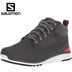 サロモン salomon スノーブーツ メンズ スノトレ 冬靴 UTILITY FREEZE CS WP トレイルランニングシューズ L40469400