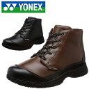 YONEX/ヨネックス ショートブーツ アイスキャッチソール ウォーキング ウインターシューズ スノーシューズ 冬靴 防滑 防水 あったか …