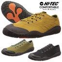 ハイテック AMACRO OX アウトドア スニーカー メンズ ユニセックス 靴 レイン レインスニーカー 防水 透湿 全天候型モデル HI-TEC HT …